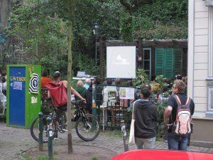 4. Sommerfilm im Wandelgarten 2020 @ Wandelgarten