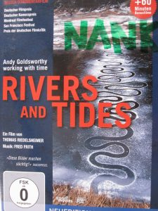 "4. Sommerfilm im Wandelgarten ""RIVERS AND TIDES"" Andy Goldsworthy @ Wandelgarten"
